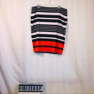Michael Kors Plus Size Skirt